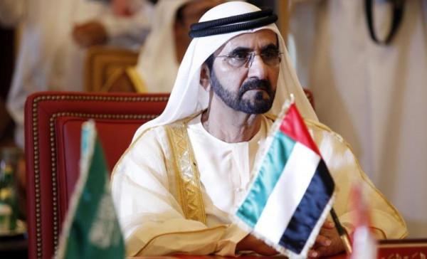 حاكم دبي ينشر سيرته الذاتية