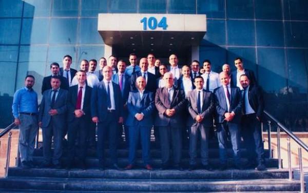 """""""المجمع العربي"""" للمحاسبين القانونيين تنظم دورة """"المعيار الدولي رقم 9"""" لموظفي أبوغزاله"""