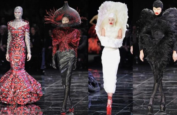 لماذا يبتكر مصممي الأزياء ملابس غريبة لا يمكن ارتدائها؟ انكشف السر