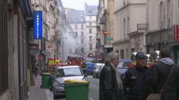 مقتلُ أربعة أشخاص إثر حريق بمخبزٍ في باريس