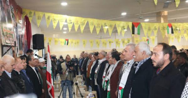 جبهة التحرير تقيم حفل تأبين للشهيد القائد الوطني عباس محمد دبوق (الجمعة)