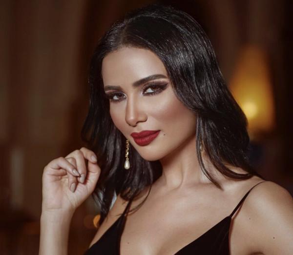 شيما هلالي عادت الى دبي وماذا أعلنت؟