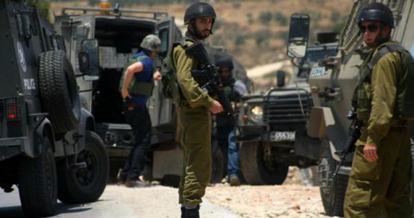 قوات الاحتلال تقتحم بلدة بيتونيا وحيي عين منجد والماصيون في مدينة رام الله