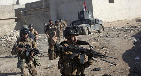 تصفية خمسة قياديين في تنظيم الدولة غرب العراق