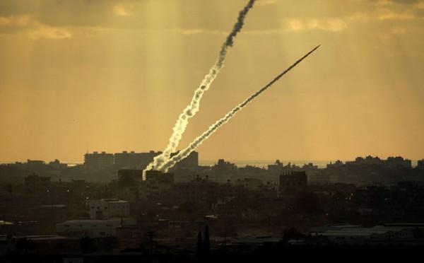 الاحتلال يزعم سقوط صاروخ من القطاع في مستوطنات غلاف غزة