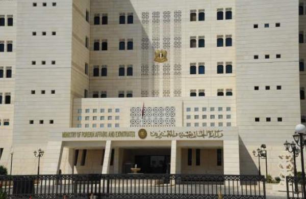 دمشق تتهم إسرائيل بالسعي إلى إطالة أمد الأزمة السورية