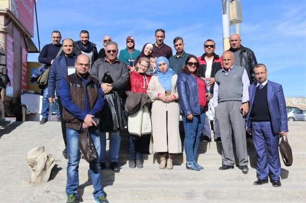 """""""أفكار"""" تطلق فعاليات برنامج البطولة الوطنية لفن المناظرة لمدارس فلسطين"""