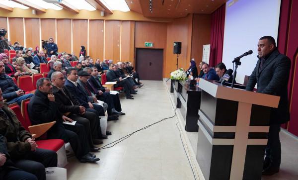 """الجامعة العربية الامريكية تنظم المؤتمر الارشادي بعنوان """"الارشاد النفسي في الجامعات الفلسطينية"""