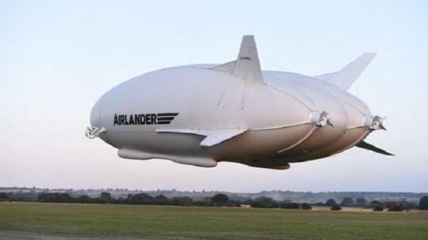 النموذج الأولي لأطول طائرة في العالم لن يصعد إلى السماء مرة أخرى