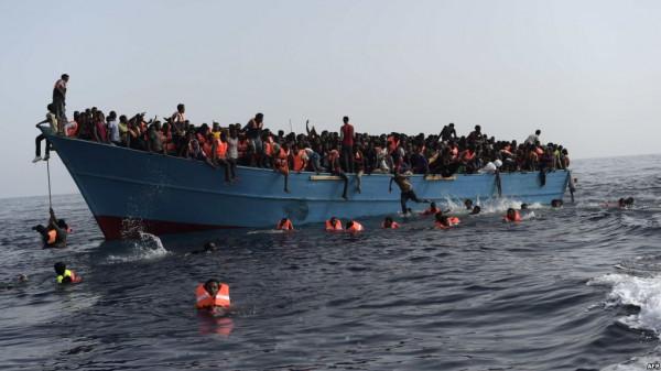 مأساة غرق جديدة.. فقدان 117 مهاجراً قبالة السواحل الليبية