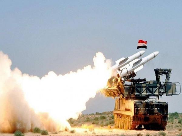 وكالة الأنباء السورية: الدفاعات الجوية تتصدى لعدوان إسرائيلي جنوب البلاد