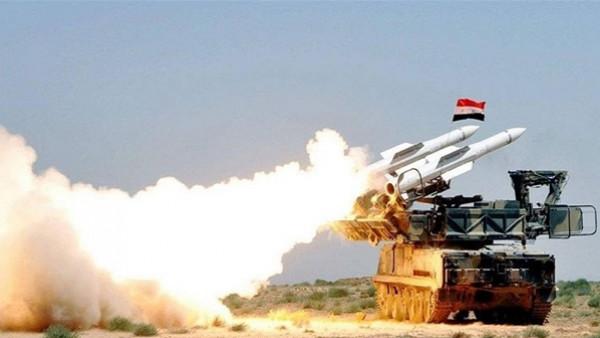 روسيا: الدفاعات الجوية السورية أسقطت سبع صواريخ إسرائيلية
