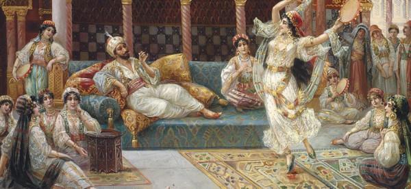 """أسرار """"الحرملك"""".. بيت الغموض والمتعة في البلاط العثماني"""