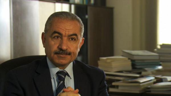 اشتية: الرئيس طلب من رئيس لجنة الانتخابات المركزية التوجه لقطاع غزة