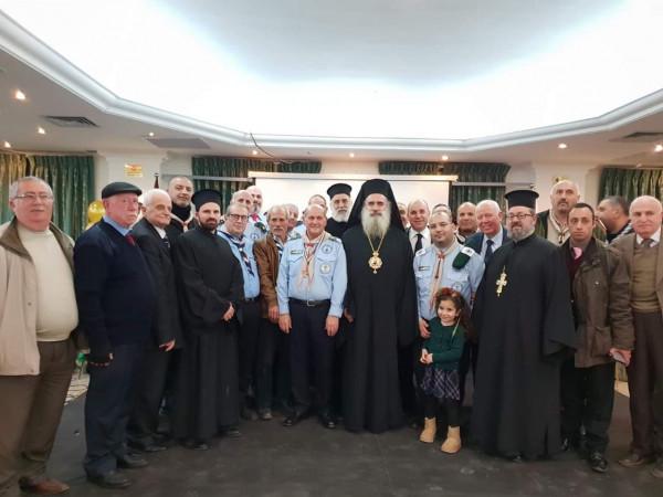حنا: سيبقى النادي الارثوذكسي العربي في القدس صرحا وطنيا نفتخر به