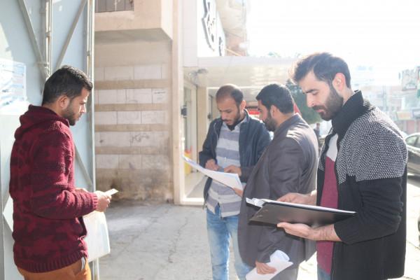 بلدية النصيرات تقرر منح خصم 25% للملتزمين بترخيص الحرف