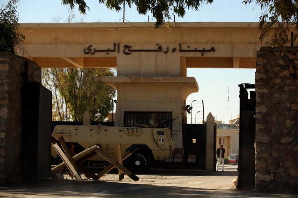 اغلاق معبر رفح الخميس بكلا الاتجاهين بسبب ذكرى ثورة يناير