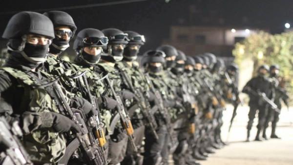 اليوم.. توقف المساعدات الأميركية للأجهزة الأمنية الفلسطينية