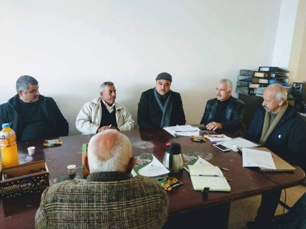 سلفيت: اتحاد جمعيات المزارعين الفلسطينيين ينفذ ورشة حول نظم الانتاج الزراعي