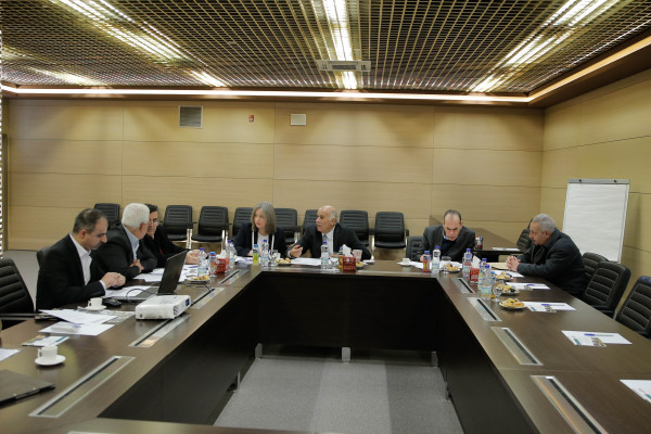 مجلس إدارة مؤسسة الرئيس بوتين يبحث آلية تطوير عمل المؤسسة
