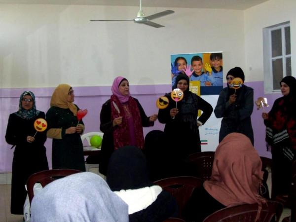 """اتحاد المرأة يُدشـن """"مشروع الطفولة المبكرة"""" بورش توعية لأمهات اطفال الرياض"""