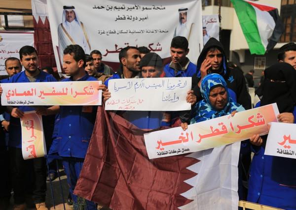 صحيفة فرنسية: قطر دعمت غزة بـ 700 مليون دولار من عام 2012