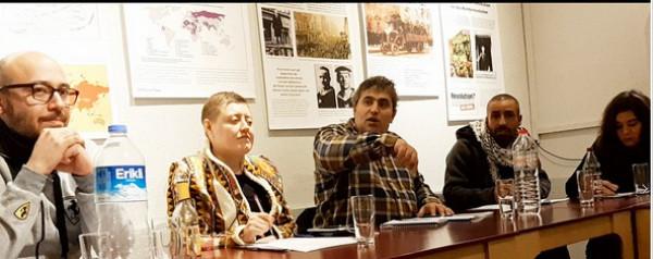 """"""" صامدون """" تنظم ورشة عمل لتطوير العمل الفلسطيني في إسناد الحركة الأسيرة"""
