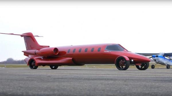 طائرة لا تطير بخمسة ملايين دولار