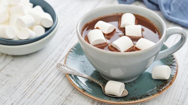 طريقة عمل شوكولاته ساخنه