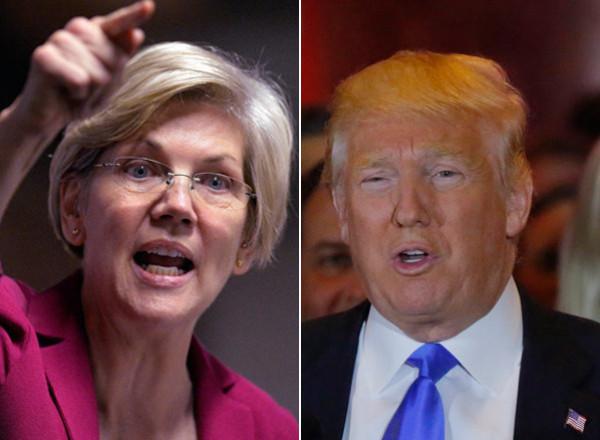 سيناتورة أمريكية تستعد لمنافسة ترامب على الرئاسة.. والأخير يهاجمها