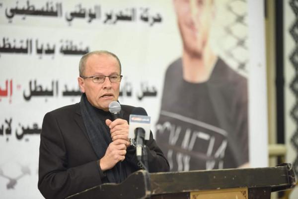 ابو بكر: اسناد قضية الأسرى واجب انساني وانتصار للحق والحرية