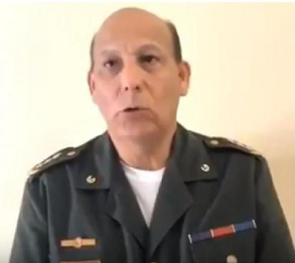 فيديو.. ضابط فنزويلي يعلن انشقاقه عن مادورو وولائه لغوايدو