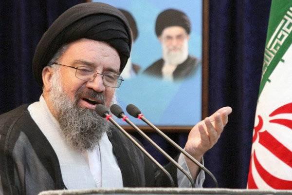 أحمد خاتمي: إيران تمتلك معادلة صنع القنبلة النووية