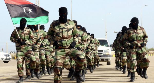 """الحكومة الليبية المؤقتة تعلن تطهير درنة من """"الإرهاب"""""""