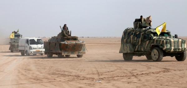 """سوريا.. القتال يشتد في """"المعركة الأخيرة"""" ضد تنظيم الدولة"""