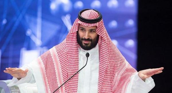"""""""محمد بن سلمان"""" يتحدث عن الدولة السعودية الثالثة"""
