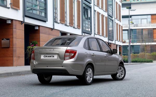 """سيارة """"Lada Granta"""" تحتل المركز الأول من حيث المبيعات في روسيا"""