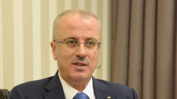 الحمد الله: نثمن دعم أندونيسيا لفلسطين