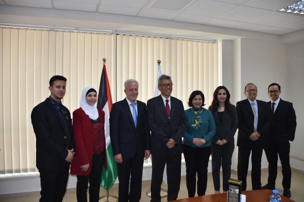 السفير الديك يُشيد بالمواقف الإندونيسية الشجاعة والداعمة للقضية الفلسطينية