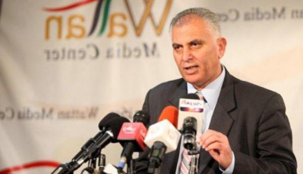 """الصالحي:""""قمة وارسو"""" تهدف لتصفية القضية الفلسطينية وندعو لعقد مؤتمر دولي بديل"""