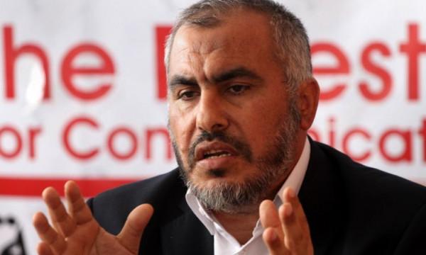 غازي حمد: الحالة الفلسطينية دخلت في الحيط