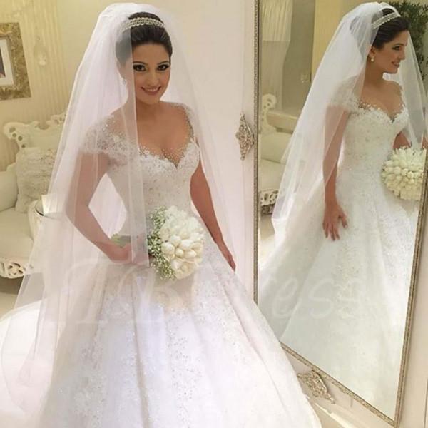 لفساتين الزفاف والسهرة.. لا تكوني عشوائية وتعرفي على نوع جسدك