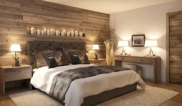 """""""جددي غرفة نومك"""" بـ 8 أفكار خلابة لتزيين الحائط خلف السرير"""