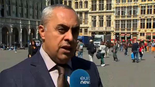 الفرّا يأسف حيال عدم صدور بيان أوروبي لإدانة قرصنة إسرائيل للأموال