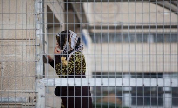 """""""مهجة القدس"""": الأسيرات في سجن الدامون يواجهن ظروفاً صعبة"""