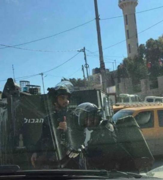 إصابة 17 مواطناً بالاختناق في مواجهات ببلدة أبو ديس