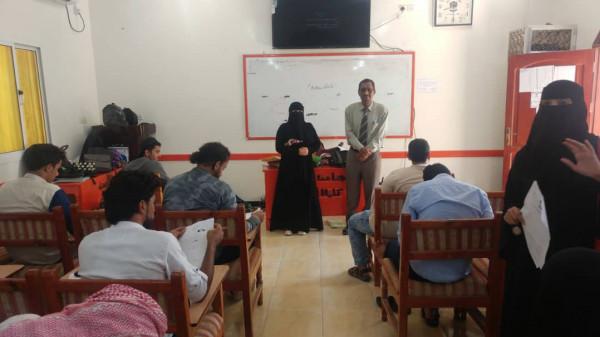 كُلّيَّة اللُّغات تدشِّن امتحانات الدور الثاني للفصل الأول للعام الجامعي 2018- 2019م