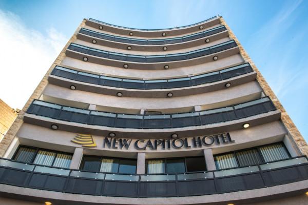 فندق نيو كابيتول يفتتح أبوابه مجدداً وسط مدينة القدس