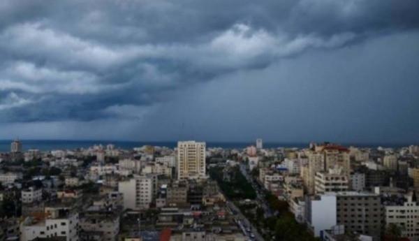 خلال الـ 24 ساعة.. فلسطين تحت تأثير منخفض جوي قوي