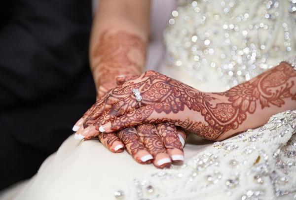شاهدي أجدد صور نقش حناء للعروس من انستقرام